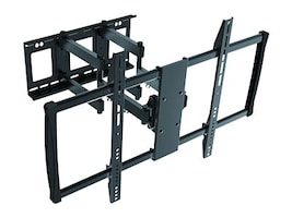 Ergotech XL HD Full Motion Wall Mount for 60-100 Displays, LD60100-A, 33705998, Stands & Mounts - AV