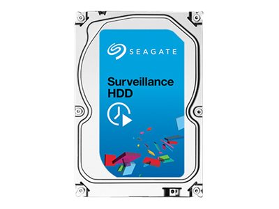 Seagate 8TB Surveillance SATA 6Gb s 3.5 Internal Hard Drive +Rescue, ST8000VX0012, 30863616, Hard Drives - Internal