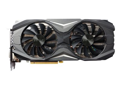 Zotac GeForce GTX 1070 AMP Edition Graphics Card, 8GB GDDR5, ZT-P10700C-10P