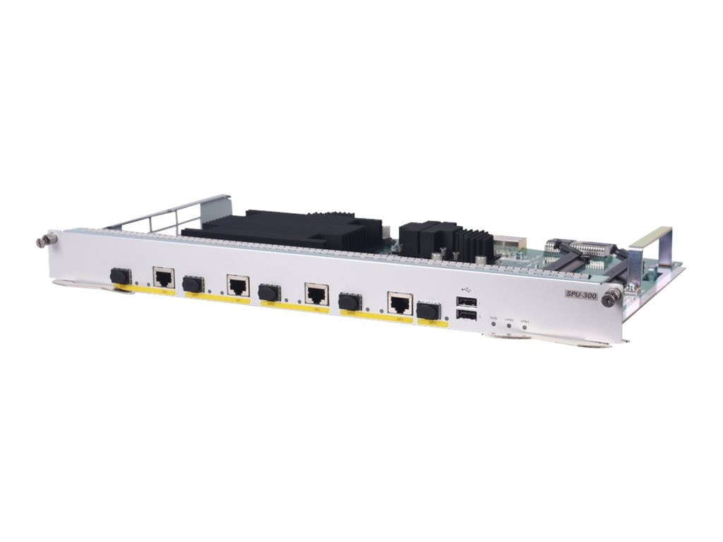 HPE MSR4000 SPU-300 Service Processing Unit, JG670A, 17439597, Network Routers