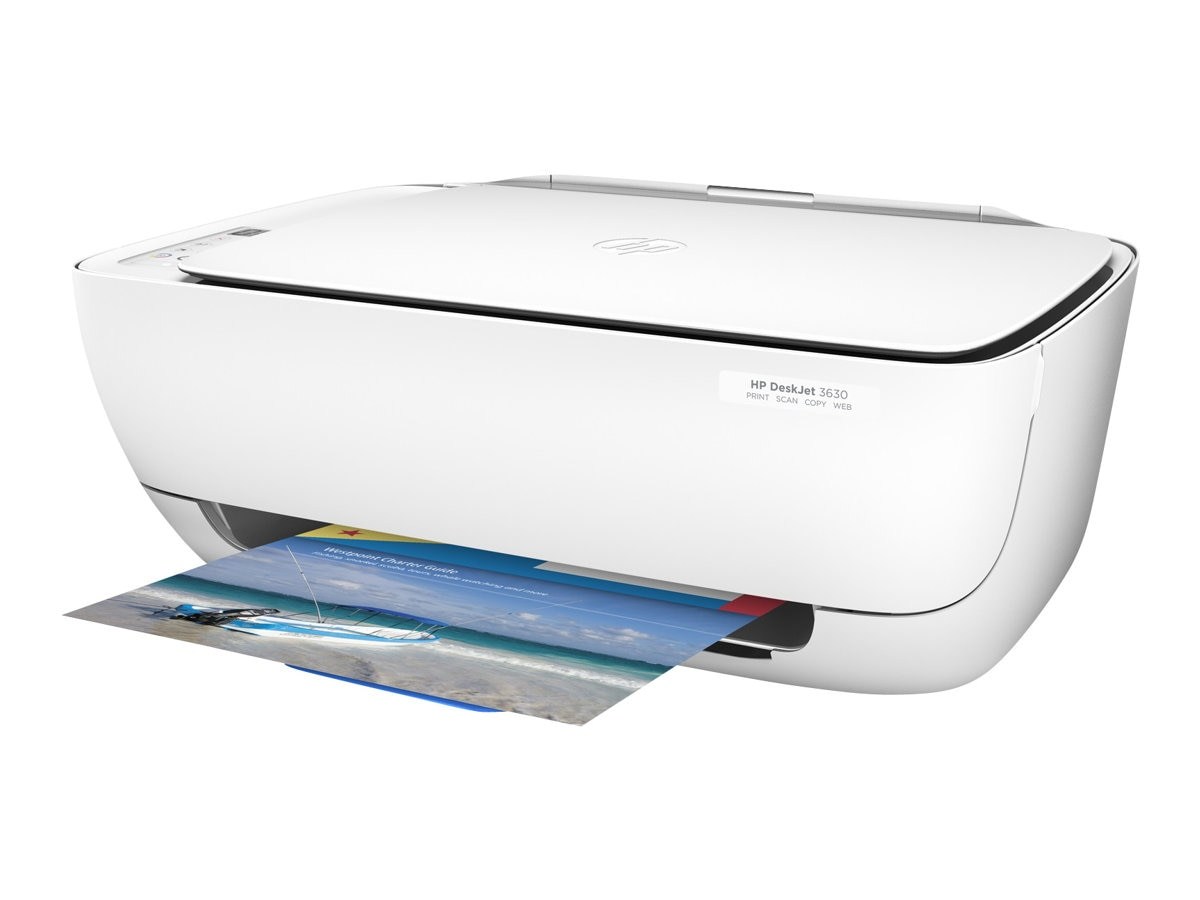 HP DeskJet 3630 All-in-One Printer