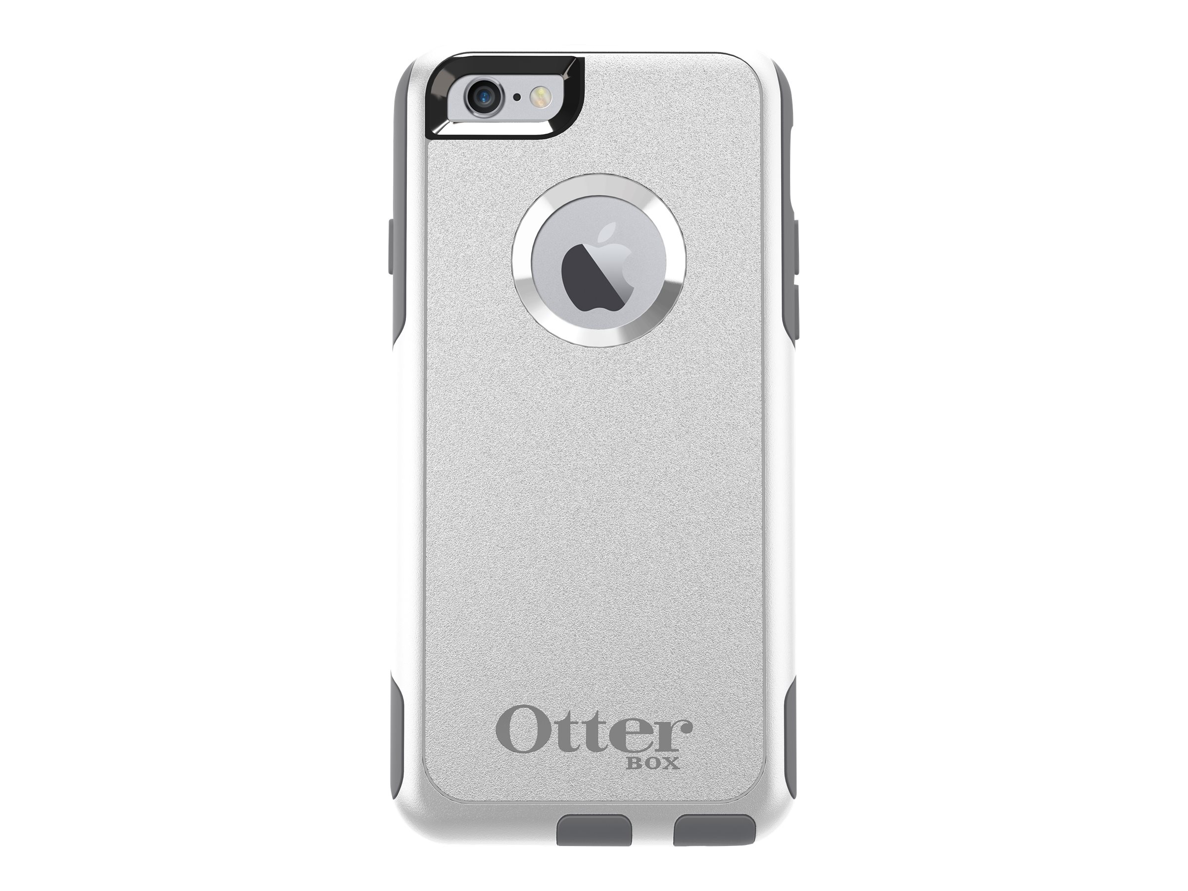 OtterBox Commuter Series for Apple iPhone 6 Plus, Glacier, 77-51477, 21731865, Carrying Cases - Phones/PDAs