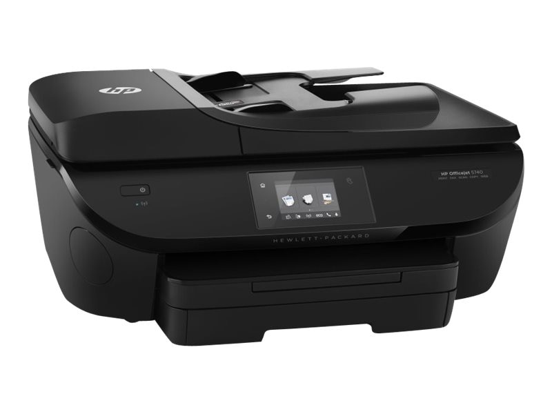 HP Officejet 5740 e-All-in-One Printer, B9S76A#B1H, 17647513, MultiFunction - Ink-Jet