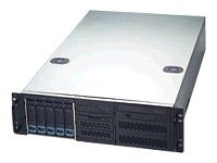 Chenbro RM31300-R620 3U Rackmount Chassis, Open Bay, PS-C2W-5620V