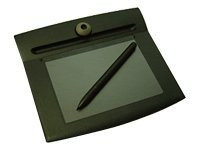 Topaz Signature Gem, 4x5, USB, Signature Capture Pad, T-S751-HSB-R, 8955645, Signature Capture Devices