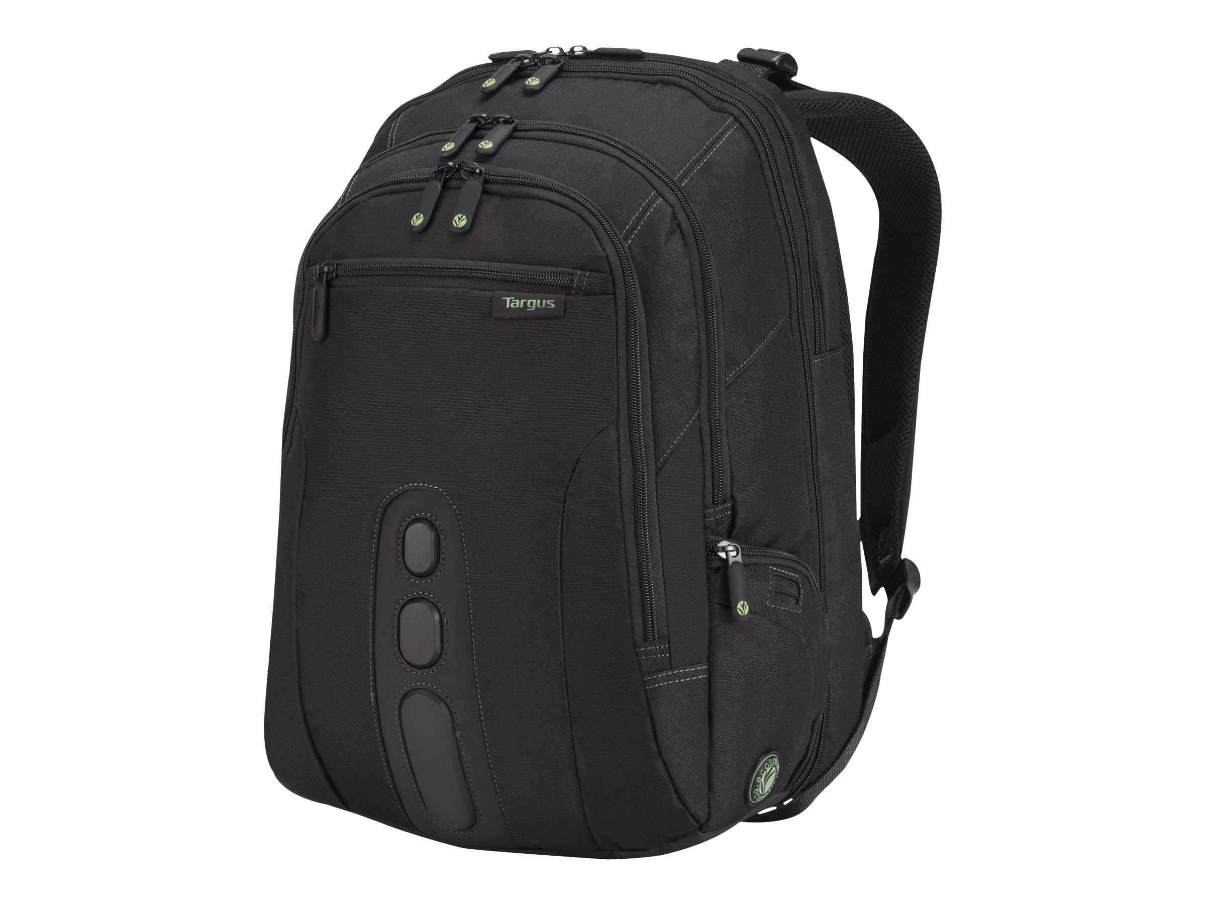 Targus Backpack Spruce Ecosmart 17 notebook, TBB019US, 11126418, Carrying Cases - Notebook