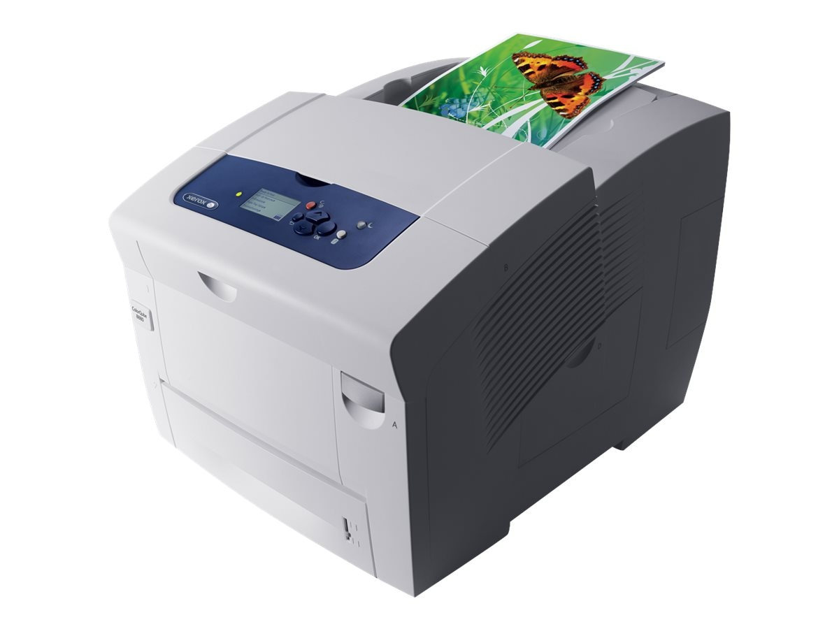 Xerox ColorQube 8880 DNM Metered Color Printer, 8880/DNM, 18361470, Printers - Laser & LED (color)