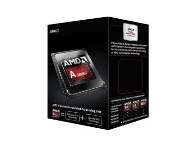 AMD Processor, AMD QC A10-7700K 3.5GHz 4MB 95W, Box, AD770KXBJABOX, 16586907, Processor Upgrades