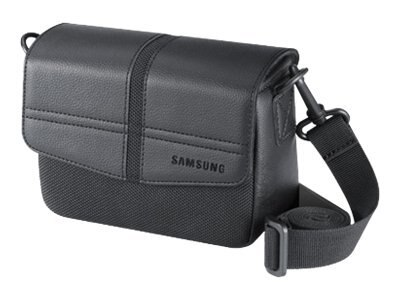 Samsung Camcorder Carrying Case, Black, IA-CC1U27B, 15103619, Carrying Cases - Camera/Camcorder