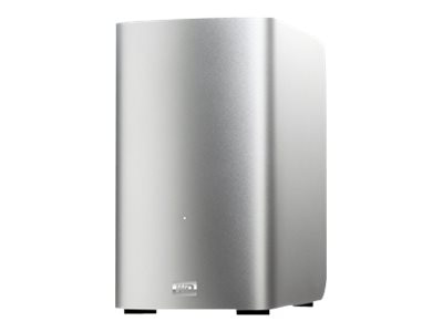 WD 4TB My Book Thunderbolt Duo Dual Drive Storage System, WDBUSK0040JSL-NESN, 15319532, Hard Drives - External