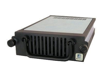 CRU DE200 U160 SCSI 80-pin Ruggedized Carrier - Black, 6577-2000-0500, 12329911, Hard Drive Enclosures - Single