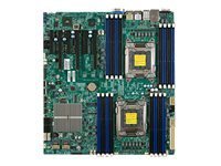 Supermicro Motherboard, E5-2600, DUAL CPU, SAS, IPMI, MBD-X9DR3-F-O, 13763269, Motherboards