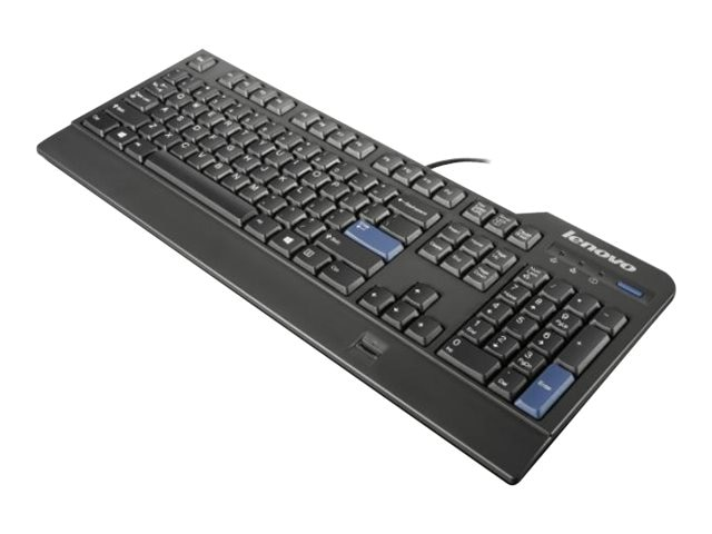 Lenovo Preferred Pro USB Fingerprint Keyboard, 0C52683