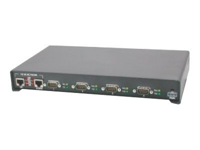 Comtrol DeviceMaster RTS 4-Port-DB9 Serial to Ethernet RoHS