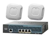 Cisco Mobility Express Bundle AP3700I & WLC2504