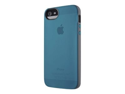 Belkin Grip Candy Sheer Case, Gravel Reflection for iPhone 5, F8W138TTC05