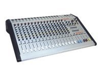 Nady 16-Channel, 4 Bus Powered Console Mixer, PMX-1600, 15031483, Music Hardware