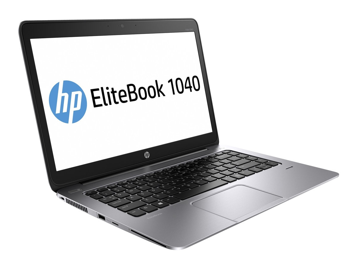 HP EliteBook Folio 1040 G2 2.3GHz Core i5 14in display, L3H08AW#ABA
