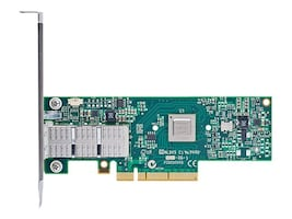 Mellanox Connect-3 Ethernet Network Interface Card 40GigE Single Port QSFP, MCX313A-BCCT, 16910738, Network Adapters & NICs