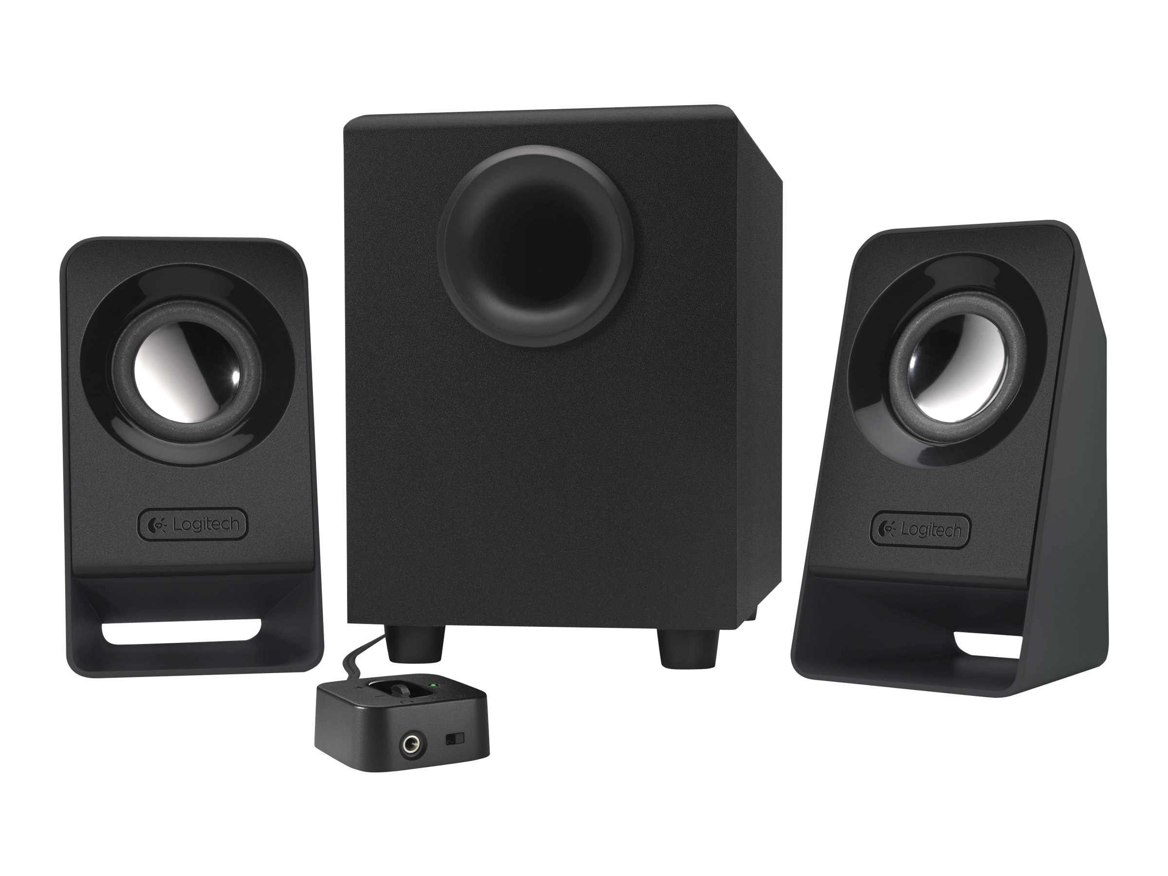 Logitech Z213 2.1 Desktop Speakers