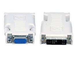 Avocent DVI-I M to HDDB15 F VGA Video Adapter, VAD-27, 6922014, Adapters & Port Converters