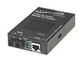 Transition 100BaseTX to 100BaseFX Standalone Media Converter LC, E-100BTX-FX-05(SMLC), 272806, Network Transceivers