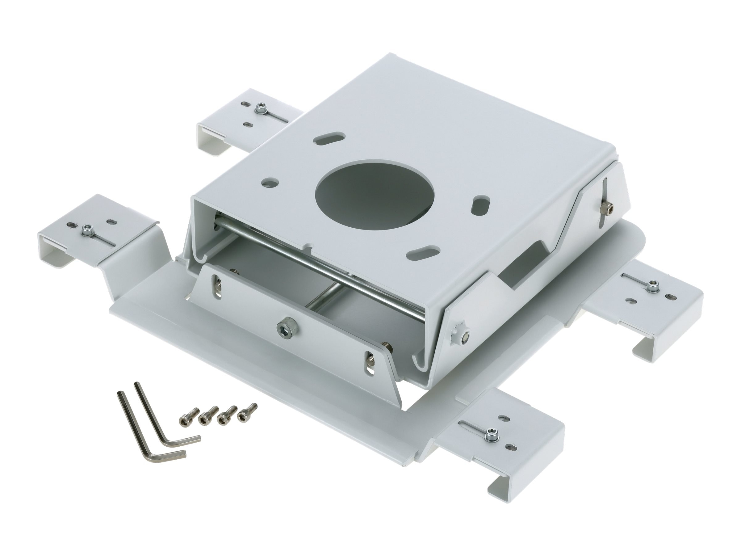 Epson Flush Ceiling Mount Bracket for PowerLite Pro Z8000WU, Pro Z8050W, V12H003B25, 14039918, Stands & Mounts - AV