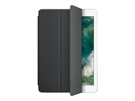 Apple iPad Smart Cover for iPad iPad Air 2, Charcoal Gray, MQ4L2ZM/A, 33870993, Carrying Cases - Tablets & eReaders