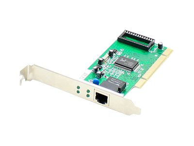 ACP-EP 10 100 1000Mbs Single Open RJ-45 Port 100m PCI NIC Intel PWLA8391GT