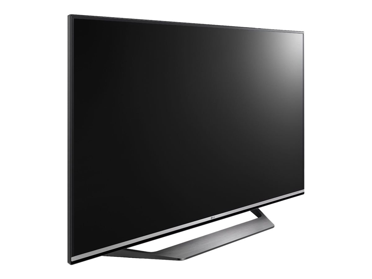 LG 48.5 4K UHD LED-LCD Commercial TV, Black, 49UX340C