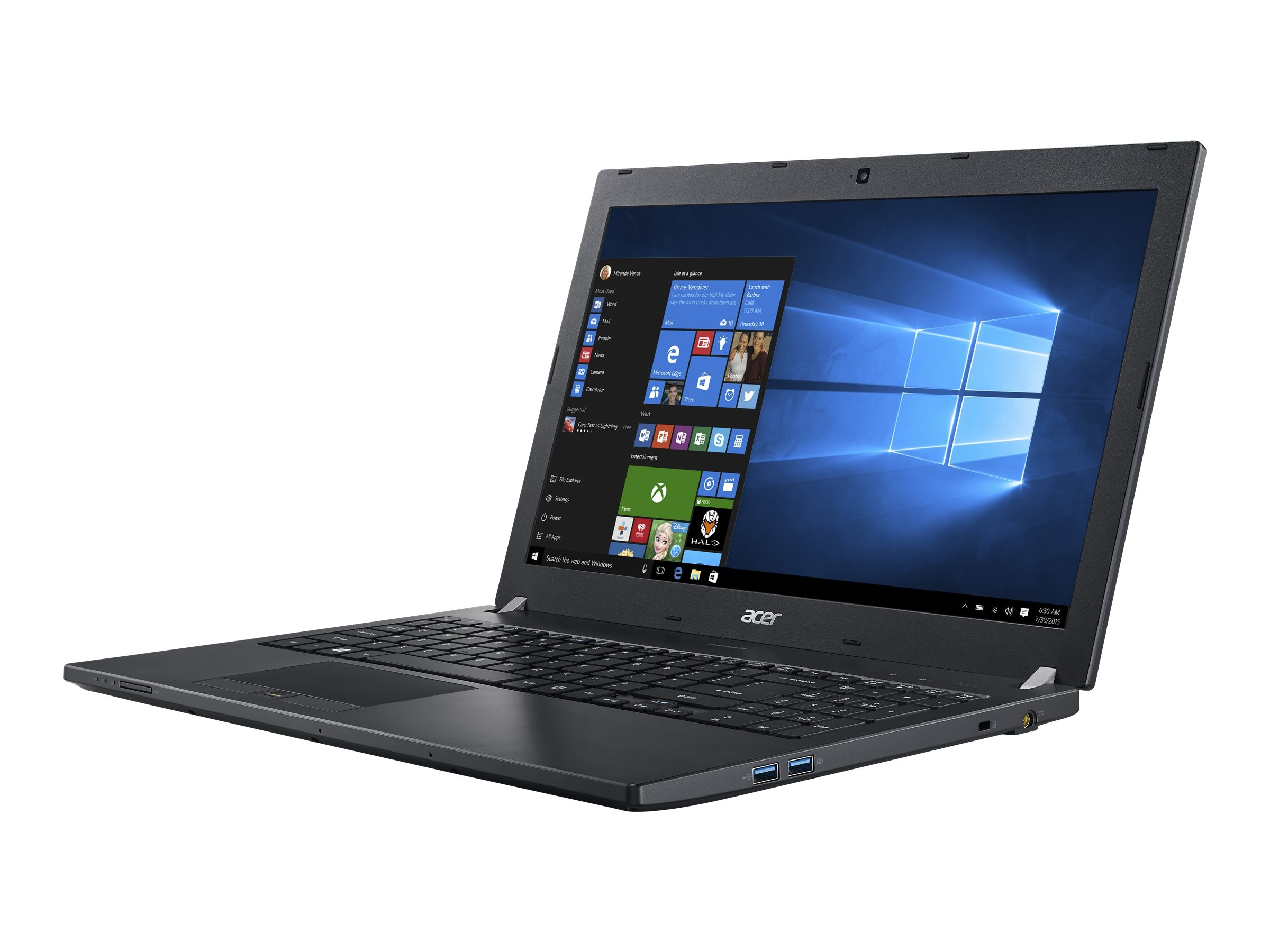 Acer Travelmate P658-M-59SY 2.3GHz Core i5 15.6in display