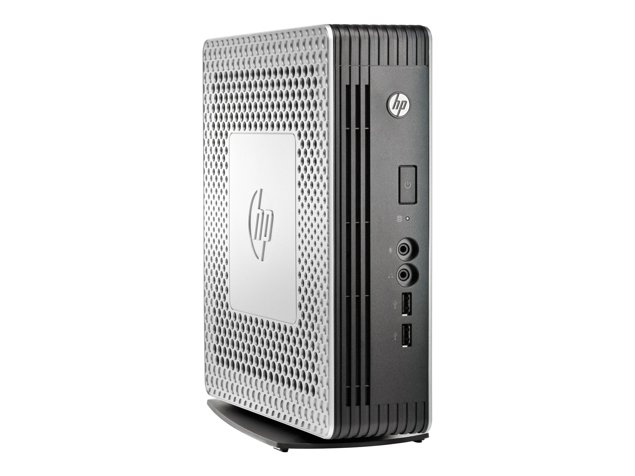 HP t610 PLUS Flexible Thin Client T56N 1.65GHz 4GB RAM 16GB Flash FirePro2460 GbE abgn WES7E, C9K57UT#ABA