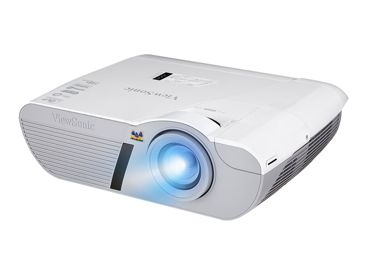 ViewSonic PJD7830HDL Full HD DLP Projector, 3000 Lumens, White, PJD7830HDL, 24368854, Projectors