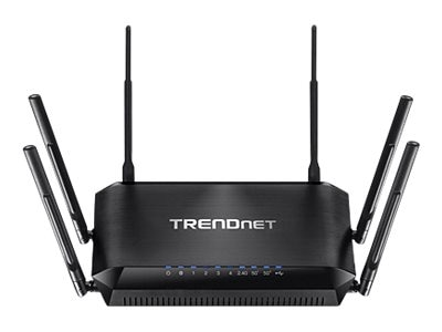 TRENDnet AC3200 Tri-Band Wireless Router, TEW-828DRU