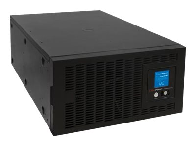 CyberPower 5000VA 240V Line-interactive UPS 5U GreenPower Technology (3) L6-30R (2) L6-20R USB Serial TAA Compl, PR5000LCDRTXL5UTAA, 14531136, Battery Backup/UPS