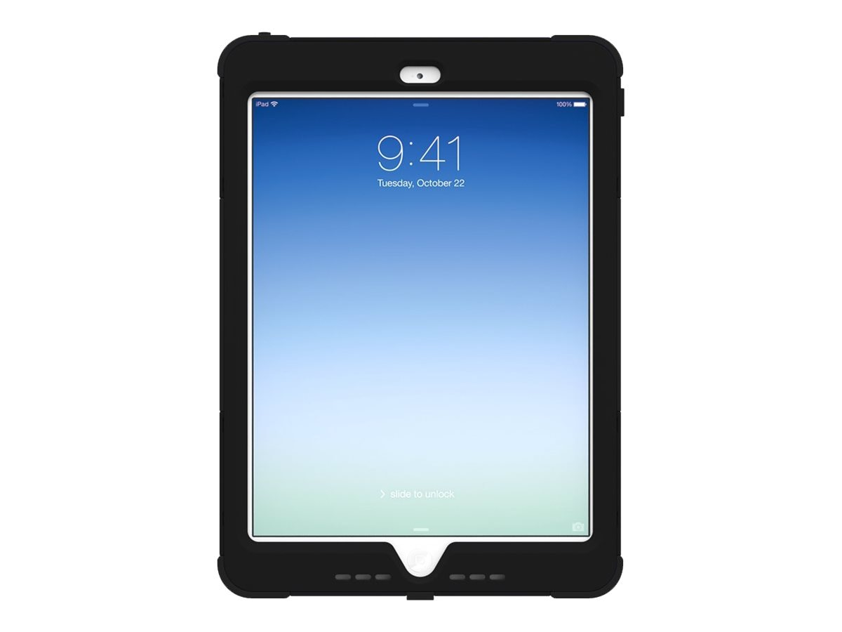 Trident Case Kraken AMS Case for Apple iPad Air, Black