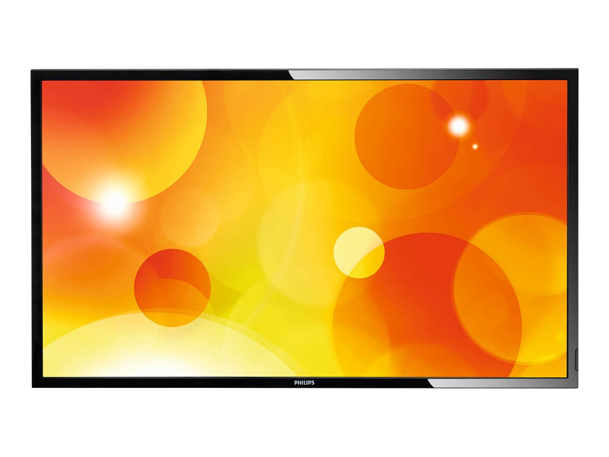 Philips 54.6 BDL5590VL Full HD LED-LCD Display, Black