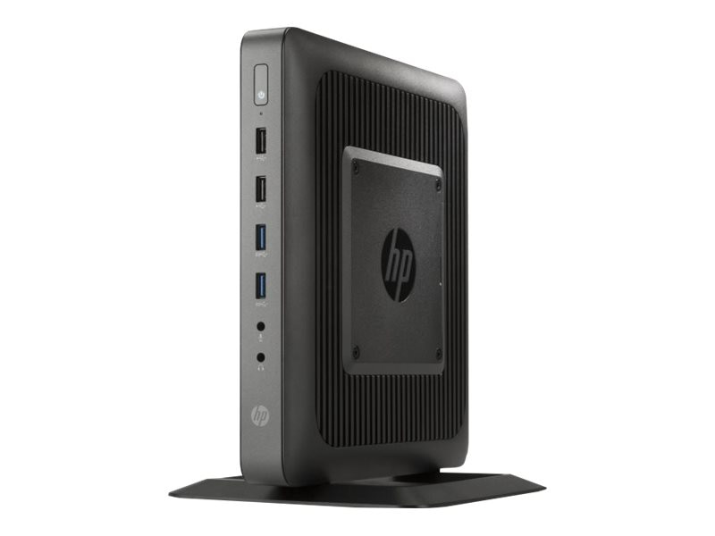 HP Smart Buy t620 Flexible Thin Client AMD QC GX-415GA 1.5GHz 4GB RAM 16GB Flash GbE agn ac BT WES7P, J2L56UT#ABA, 17275975, Thin Client Hardware