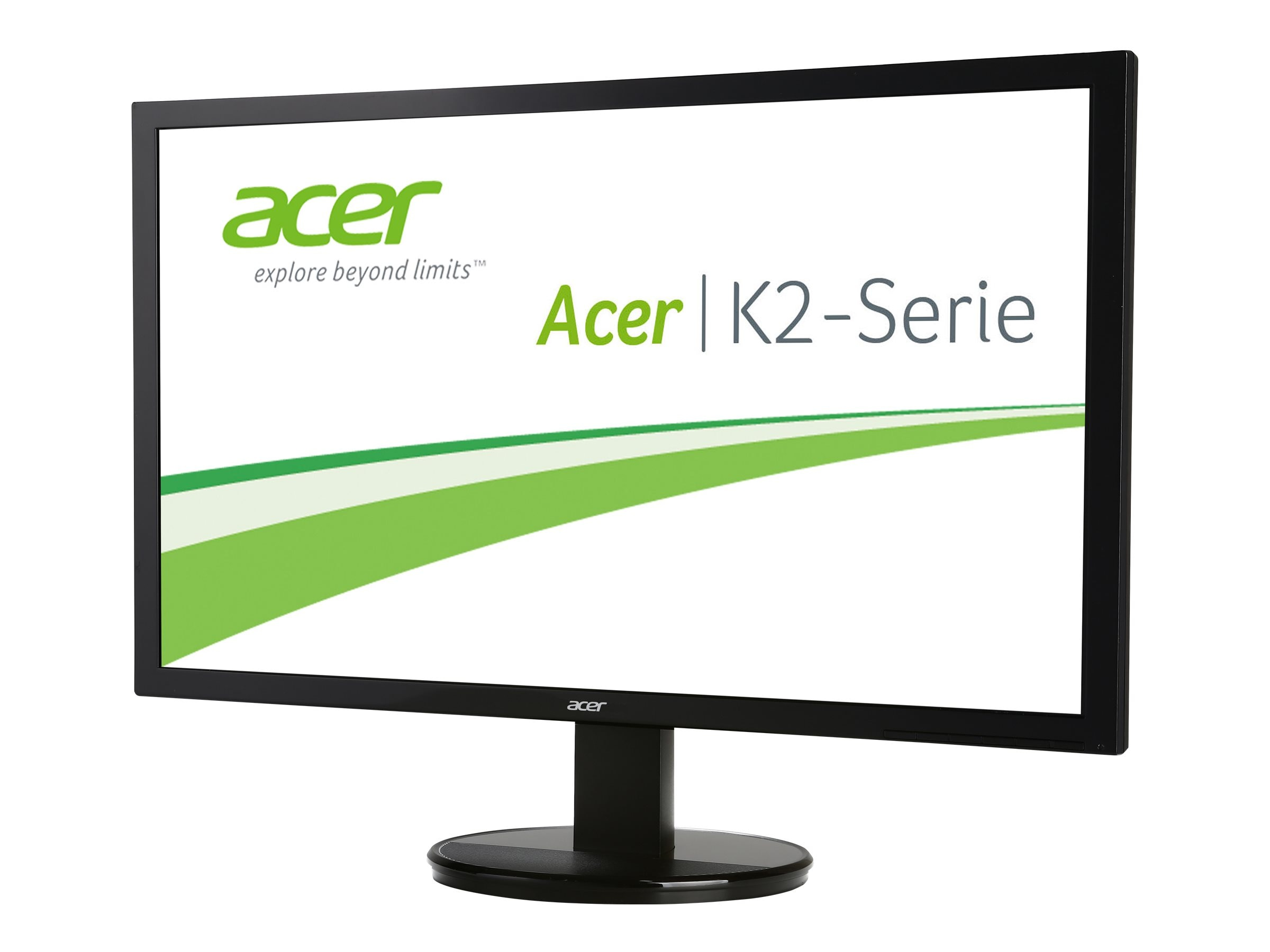 Acer 24 K242HQL BBMD Full HD LED-LCD Monitor, Black, UM.UX6AA.B05