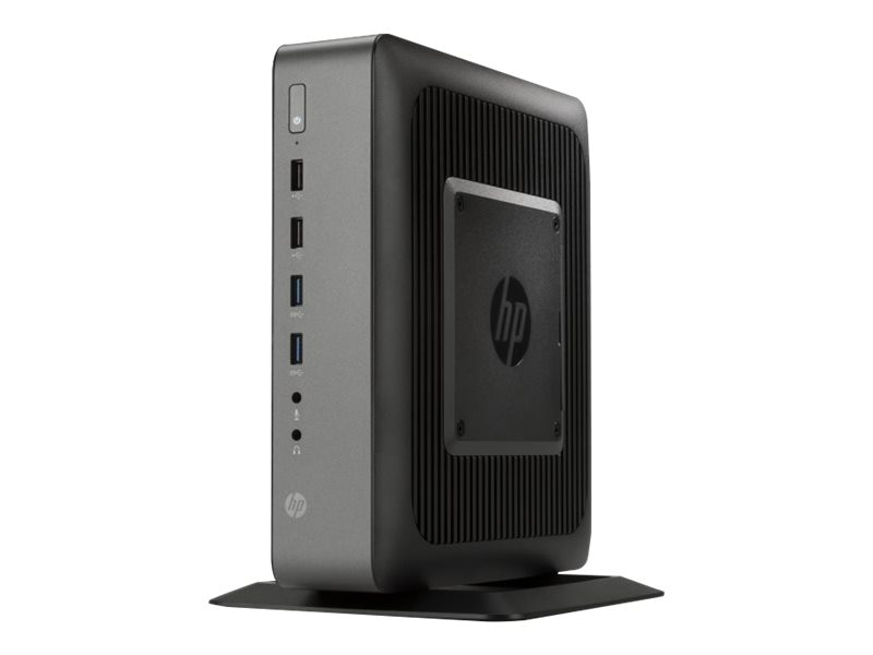 HP Smart Buy t620 PLUS Flexible Thin Client AMD QC GX-420CA 2.0GHz 4GB RAM 16GB Flash agn ac BT WE864, J2L38UT#ABA, 17356839, Thin Client Hardware