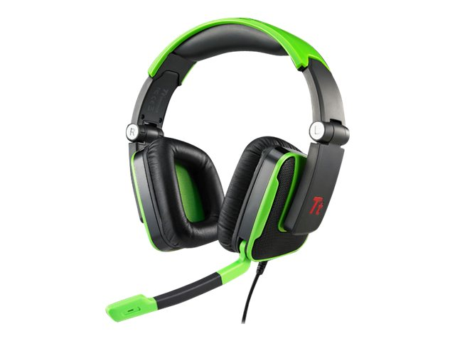Thermaltake Tt eSPORTS Shock One Headset, HT-SHO001ECGR, 15461571, Headsets (w/ microphone)