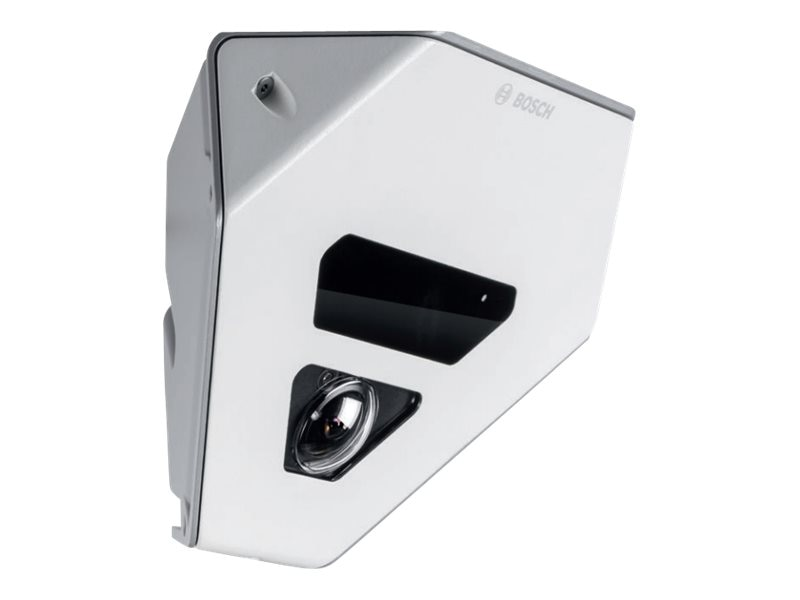 Bosch Security Systems Flexidome Corner 9000 MP Corner-Mount Camera - No Grip, 1440x1080p, Integrated Infrared IP