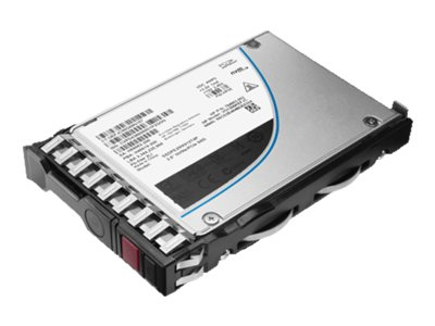 HPE 400GB SAS 12Gb s Mixed Use-3 SFF 2.5 Smart Carrier Solid State Drive