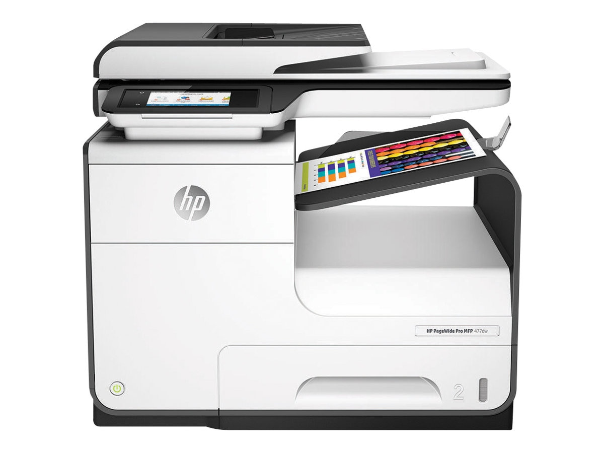HP PageWide Pro 477dw Multifunction Printer, D3Q20A#B1H
