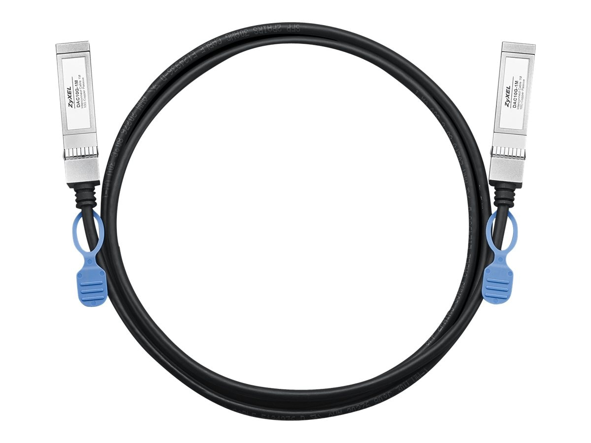 Zyxel 1M Direct Attached Cable 10G-1M 10G DAC CBL SFP+