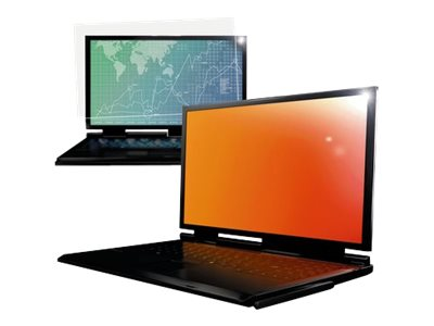 3M 11.6 Widescreen Gold Privacy Filter, 16:9, GPF11.6W9, 11644522, Glare Filters & Privacy Screens