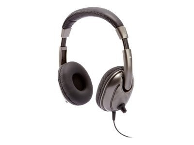 Cyber Acoustics Stereo Headphones for Kids with Size Adjustable Headband, ACM-7002, 11541831, Headphones