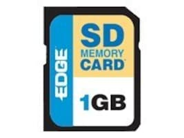 Edge 1GB Secure Digital Memory Card, PE197230, 5316346, Memory - Flash