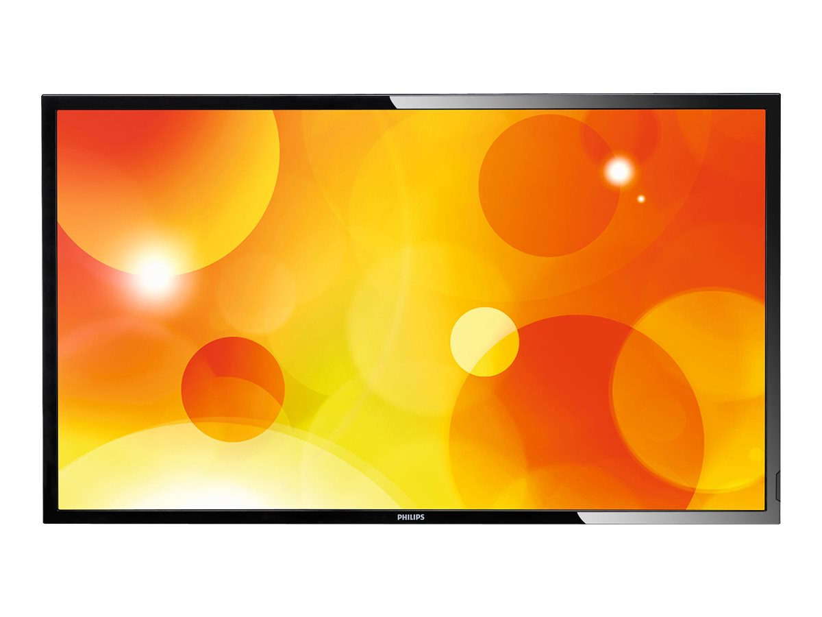 Philips 55 BDL5560EL Full HD LED-LCD Display, Black, BDL5560EL