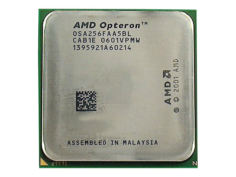 HPE Processor, Opteron 12C 6344 2.6GHz 16MB 115W, for BL465c Gen8